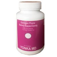 Viên uống nội tiết tố nữ tốt nhất của Pháp Yonka Estrogen Phytol