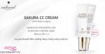 CC Cream là gì ? kem trang điểm Sakura CC Cream những điều bạn chưa biết