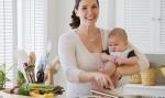 Cách giảm cân an toàn cho phụ nữ sau sinh