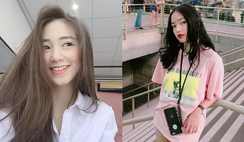 Hè năm nay, con gái Việt rất thích nhuộm tóc màu này để cho da trắng sáng hơn