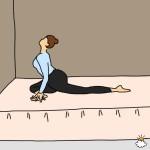 10 động tác yoga nên thực hiện trước khi đi ngủ để thấy điều kì diệu
