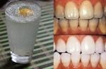 Loại nước thần kỳ: ngậm 2 phút mỗi ngày, răng ố vàng cũng chuyển thành trắng sáng một cách khó tin