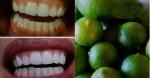Chỉ cần 3 phút với 1 quả chanh, răng ố vàng cỡ nào cũng trở nên trắng sáng nhanh chóng