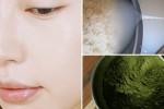 Sử dụng bột trà xanh và nước vo gạo theo cách này, da trắng mịn rõ rệt chỉ sau 1 tuần