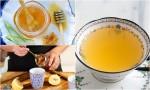 Biến U40 thành U20, biến eo bánh mì thành eo con kiến chỉ việc uống cốc nước này trước khi đi ngủ