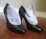 Dù bạn có đi giày cao gót, giày mới mua cả ngày cũng chẳng sợ đau chân, phồng chân, các mẹ không biết mẹo này THẬT PHÍ