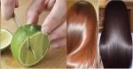 1 quả chanh – 3 công thức nhuộm tóc siêu đẹp lên màu cực chuẩn như salon mà không lo hóa chất hay sợ bay màu