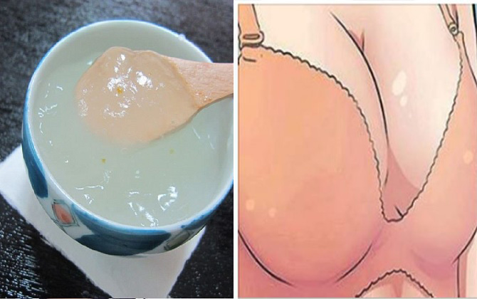 Trắng da, nở ngực, bạn sẽ sớm thay da đổi thịt nếu uống mỗi ngày 1 ly nước này