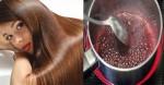 Gội đầu với củ dền đỏ theo cách này, tóc mỏng, rụng nhiều đến cỡ nào cũng hết ngay
