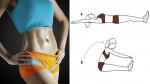 12 bài tập giảm mỡ bụng dưới cho bạn nữ eo thon con kiến chỉ trong 2 tuần