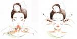 4 động tác massage vùng mặt giúp bạn mãi trẻ như tuổi đôi mươi