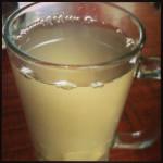 2 tiếng sau bữa ăn tối uống ly nước này, da cực mịn, trắng bóc chẳng cần thoa kem nào