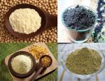 Tổng hợp công dụng dưỡng trắng và chống lão hóa thần kỳ từ các loại bột