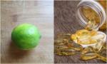 1 viên E + 1 quả chanh – Bí kíp 15 phút giúp dưỡng da trắng bóc