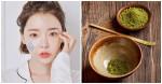 Trị mụn + thâm mụn hiệu quả cùng bí kíp làm đẹp với bột trà xanh