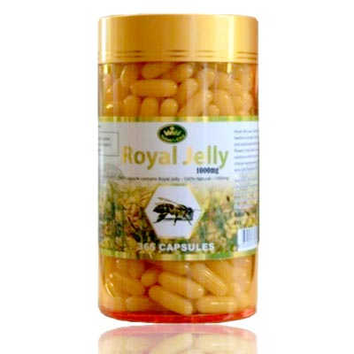 Sữa Ong Chúa ÚC Natural King Royal Jelly