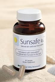 Viên uống chống nắng Sunsafe Rx ™