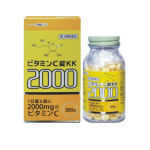 Viên uống trắng da Vita Treal Vitamin C JYOU KK 2000